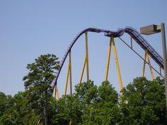 Apollo's Chariot, Busch Gardens VA