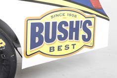 Bush Brothers and NASCAR: So happy to be part of race day.