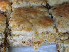 Apple-Smoked Bacon and Cheddar Scones