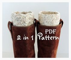 Pinned link does not work.  Here is the location of the pattern: https://www.etsy.com/listing/167194411/pdf-crochet-pattern-2-in-1-boot-cuffs?ref=related-0