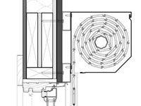 Installation Types -Retrofit Insatllation-  Rolling Shutter from GlassEssential.com #glassessential.com #glassessential #rollupshutter #rollup # rollupdoor #rollingdoor #rollingshutter #rollershutter #rollerdoor #rolldownshutter rolldowndoor #rollerblinds #rolling #roller