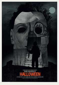 Halloween-the best movie ever! I love it because everyone is just a little messed up and crazy inside!
