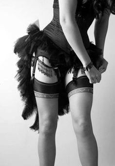 thigh high, corsets, costume ideas, burlesque costumes, dress up