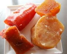 mexican camote candy - Google Search