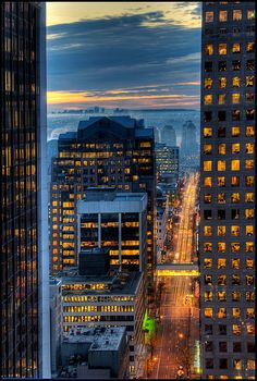 Downtown Vancouver  Soon to be home for 3 months
