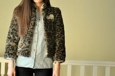 Boxy Fur Coat Tutorial