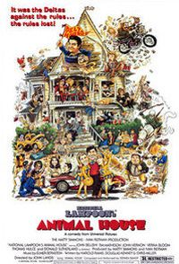 National Lampoon's Animal House Premiered 1 July 1978