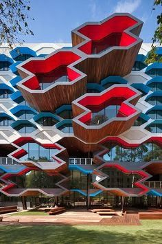 Lims La Trobe University Molecular Science Building, Australia  | See More