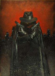 The Shadow by Colton Worley