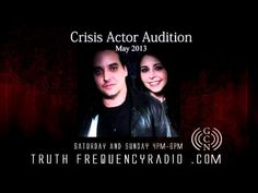 ▶ Crisis Actor Studio prepares for FEMA and DHS event at an International Airport - YouTube