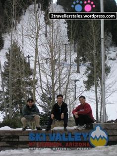 Mt. Lemmon Ski Valley, Tucson, Arizona