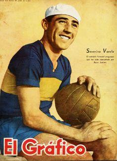 """Severino Varela, Portada de la Revista """"El Gráfico"""" del 30 de Abril de 1943"""