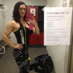 Lea W ... #fitness #women #sexy #hardbodies