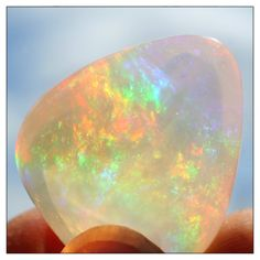 ContraLuz Opal museum grade collector stone rare by KalliopeBeads on Etsy