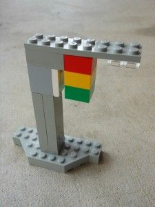 I really like this activity - have your kids make their own step-by-step instructions for building their own Lego design. Fabulous for thinking skills!