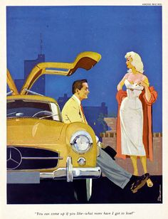#Mercedes Benz Poster #300SL #MercedesBenzofhuntValley