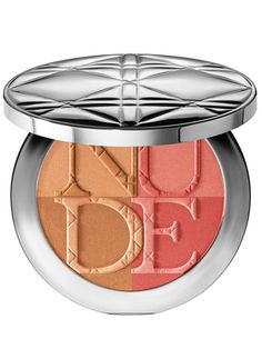 Our Top 10 Bronzers: Dior Diorskin Nude Tan Paradise Blush Duo