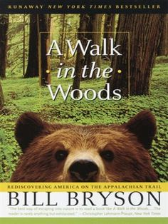 "Production has begun on the long-gestating Nick Nolte/Robert Redford adaptation of Bill Bryson's memoir, which recounts his misadventures as he attempts to hike the Appalachian Trail, despite ""years of waddlesome sloth"" with his old pal Katz, a man even more ill-prepared for the effort than he is. hilari book, books, worth read, book worth, favorit read, book yo, book nerderi, walk"