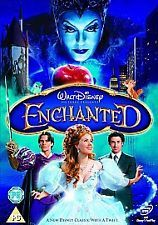 Enchanted Walt Disney DVD