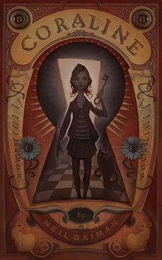 Coraline by Audrey Benjaminsen