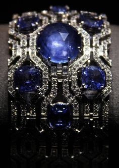 """The original description said """"Cartier."""" The geek in me saw the photo and thought """"Ooooooo, Tardis!"""""""