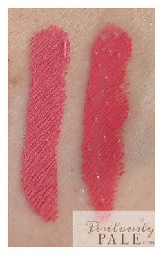 MAKE UP FOR EVER Aqua Rouge in #15 Pink ~ Swatches, Photos, Review |Perilously Pale