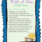 Point of View Freebie Pack: Simple materials to teach the different forms of point of view!  This pack includes... - Sample point of view anchor ch...