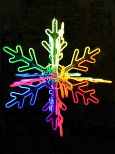 Let There Be Neon Holiday