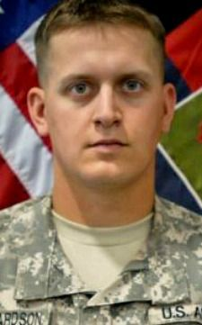 Army SPC. Joseph A. Richardson, 23, of Booneville, Arkansas. Died November 16, 2012, serving during Operation Enduring Freedom. Assigned to the 1st Battalion, 28th Infantry Regiment, 4th Brigade Combat Team, 1st Infantry Division, Fort Riley, Kansas. Died in Paktika Province, Afghanistan, from injuries suffered when enemy forces attacked his unit with an improvised explosive device and small arms fire.