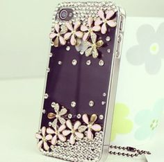 DIY phone case! Adorable!