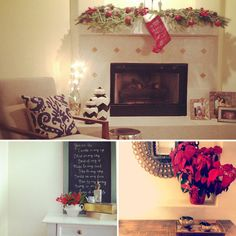 Holiday Decorating With Red
