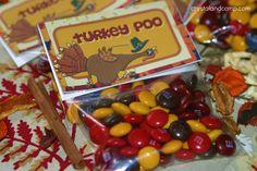 Turkey poo