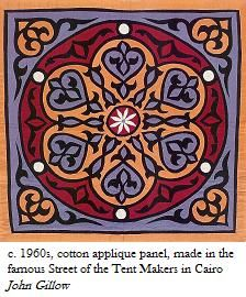 Applique Quilts made by Tentmakers of Cairo