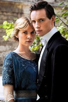 Clemence Poesy and Eddie Redmayne's love story in Birdsong