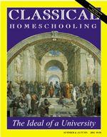 Classical Homeschooling Magazine (free online magazine)