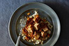 Weeknight Soy Sauce-y, Peanut-y Tofu recipe on Food52.com