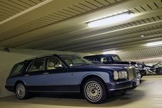 Rolls Royce Silver Seraph Shooting Brake