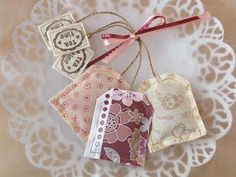 tea time, hand sewn, favors, craft, tea bag, gift ideas, teas, mug rugs, bags