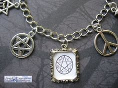 Supernatural Protection Symbols V7 by AngelQ on Etsy, $20.95