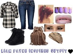 """Liam Payne Inspired Outfit"" by elena-dau ❤ liked on Polyvore"