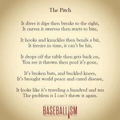 The Pitch. #AmericasBrand www.baseballism