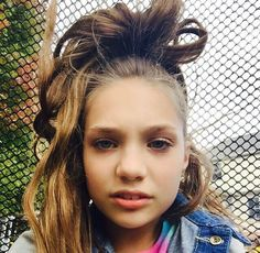 maddie s awsome hairstyle more