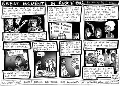 Great Moments In Rock 'n' Roll