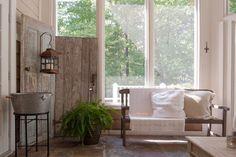 traditional porch by Adrienne DeRosa
