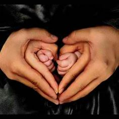 gift, heart, hand famili, hands, famili hand, birth announcements, beauti, babi, families