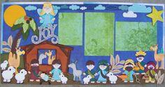 cricket paper doll cartridge ideas | ... Sassy Lady: Nativity Scene with Cricut Paper Doll Dress Up Cartridge