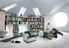 Amazing Loft- Studio of Artist Carouschka Streijffert in Stockholm