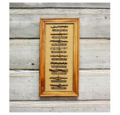 Vintage Barbed Wire Display - Industrial Wall Decor by AuroraMills, $40.00