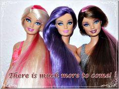 3rd Anniversary of Barbie Fantasies   BarbieFantasies