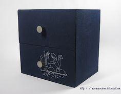 Cartonnage box tutorial